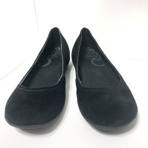 Merrell black performance shoe - black size 7